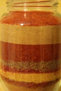 colori peperoncini macinati