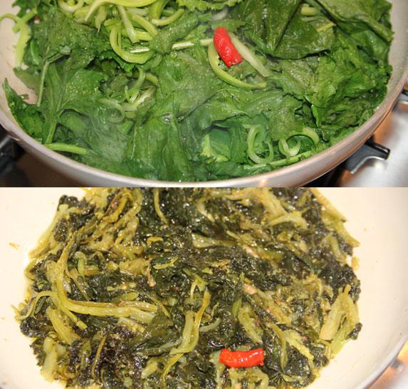 broccoletti ripassati in padella