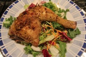 pollo al curry e pistacchi