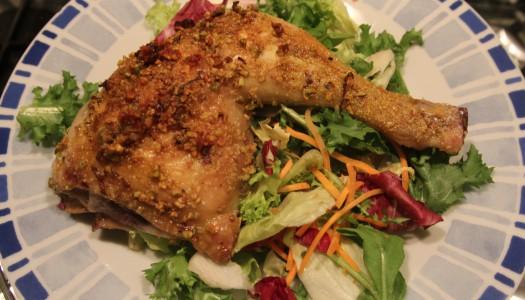 Pollo al Curry Piccante