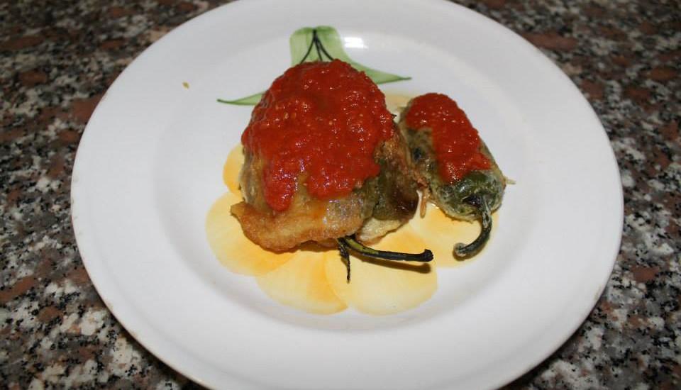 ricetta originale chiles rellenos