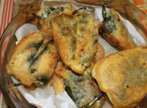 chiles rellenos ricetta messicana originale