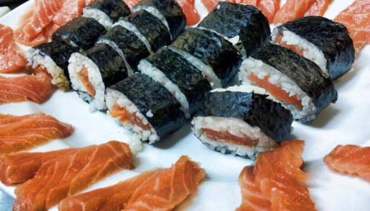 Spicy Futomaki