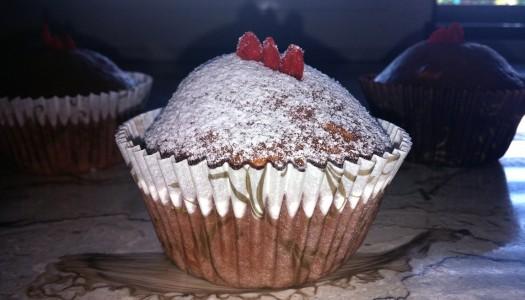 Muffin al Cioccolato e Peperoncino